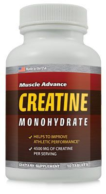 Creatine Supplement - Muscle Advance