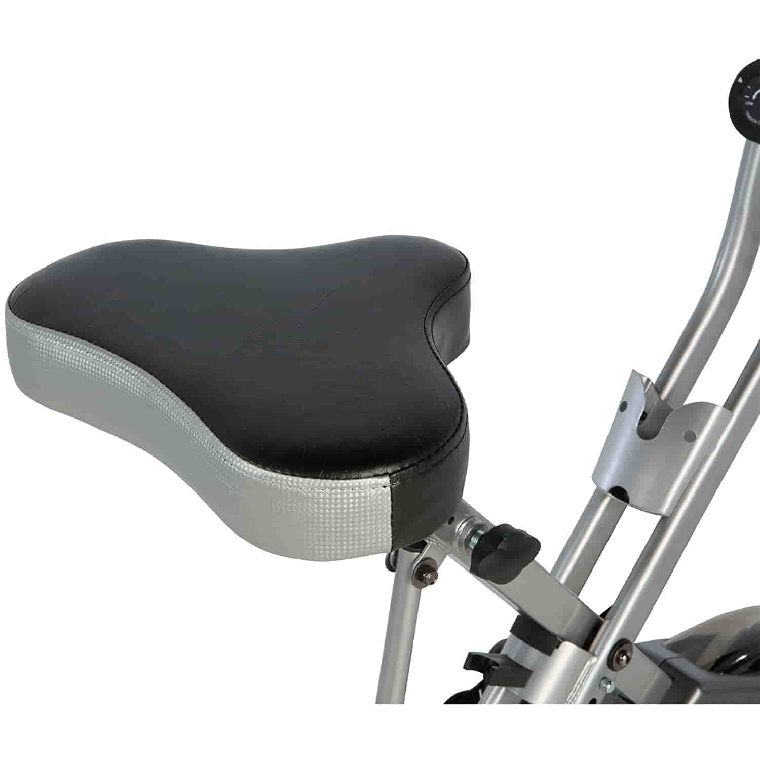 Exerpeutic Folding Magnetic Upright Bike seat