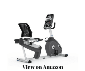 Nautilus R614 recumbent stationary bike