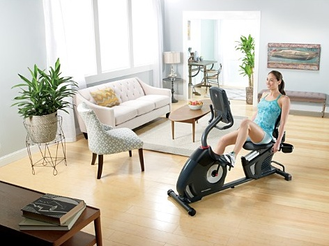 Schwinn-270_recumbent exercise bike review
