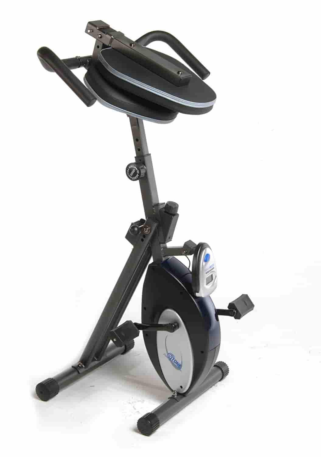 stamina intone folding exercise bike review