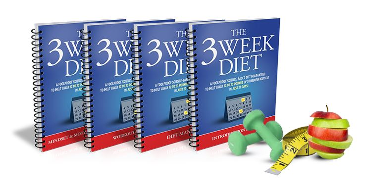 3 week diet system review