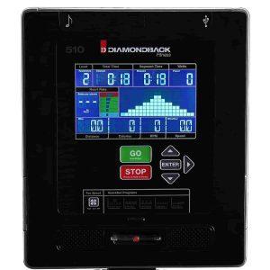 Diamondback 510SR_Display