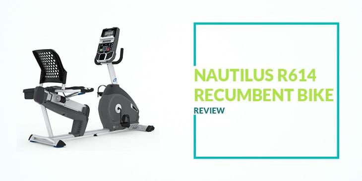 Nautilus-R614-Recumbent-Bike