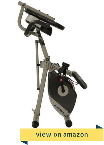 Exerpeutic 400XL Folding bike-min