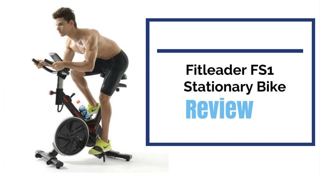 Fitleader FS1 Stationary Bike-review
