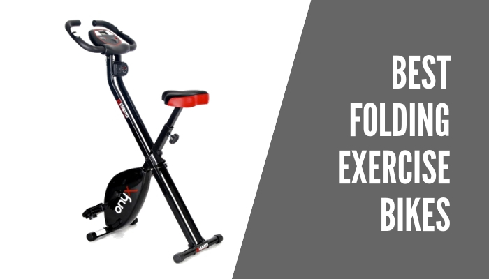 best folding exercise bike reviews