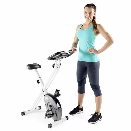 Marcy Foldable Exercise Bike NS-652