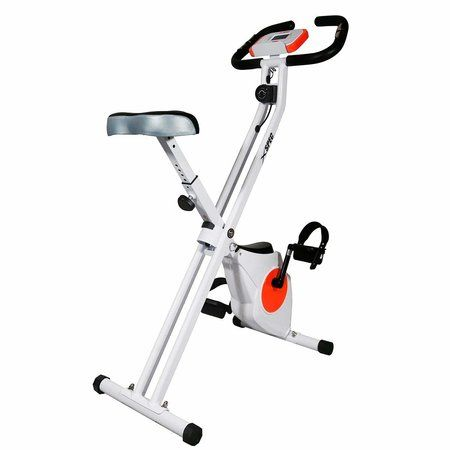 Xspec Foldable Stationary Upright Exercise Bike