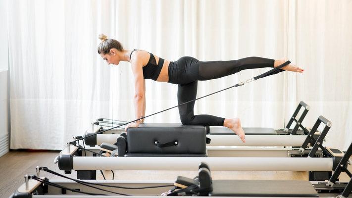 Pilates Reformer Machine reviews