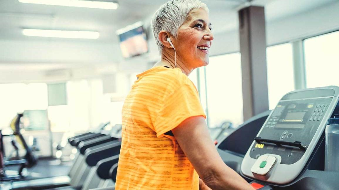 Treadmill Workouts For Seniors